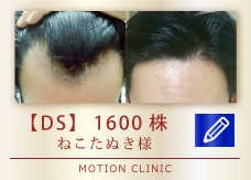 【DS】 1600株